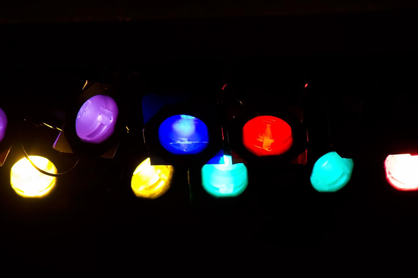 照明の画像