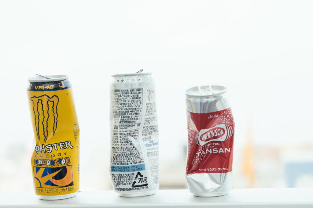 空き缶の画像