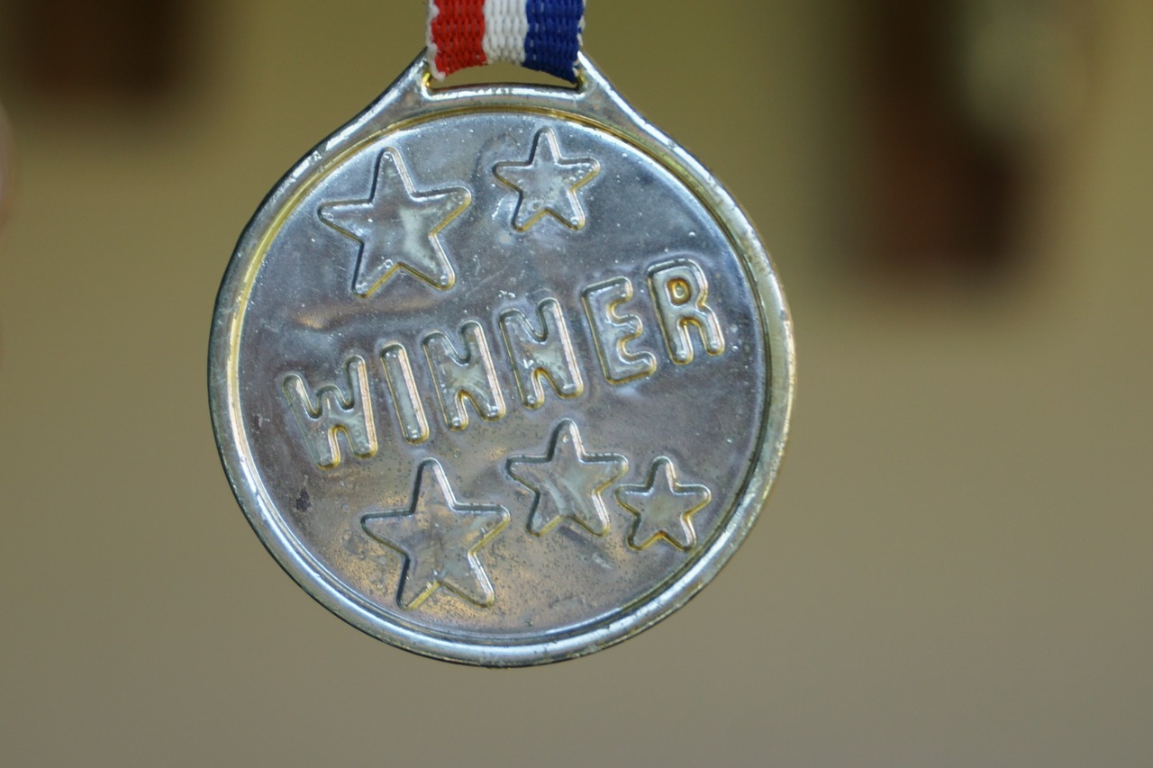 メダルの画像