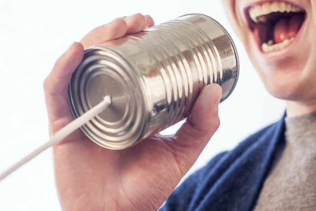 コミュニケーションの画像