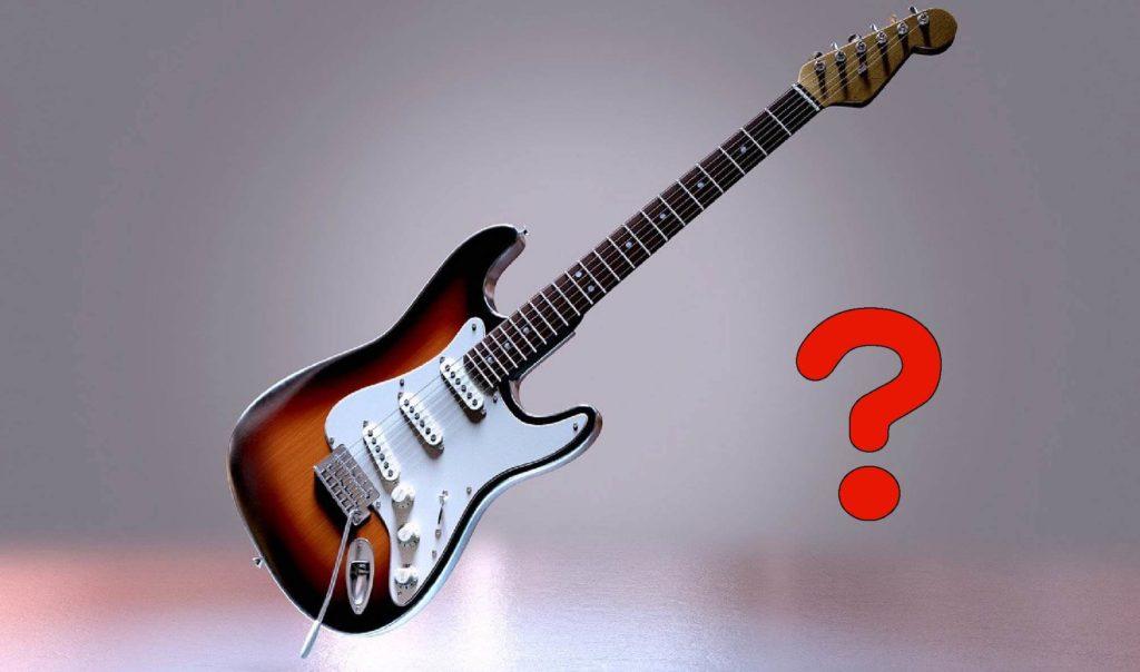 ギターの疑問の画像
